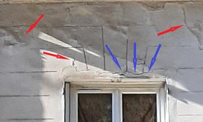 Expertise Fissure mur degradation façade